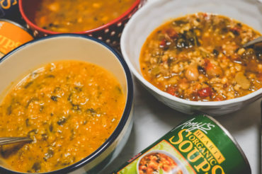 Amy's Soups: Plant-Based And Perfect For a Lazy Dinner Night