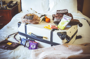 How to Eat Plant-Based And Happy While Traveling!