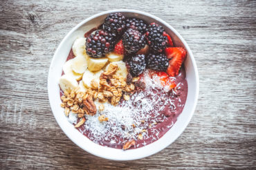 Eat More Plants: How To Make An Acai Bowl