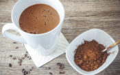 Plant-Based Hot Chocolate (Dairy Free, No Sugar Added)