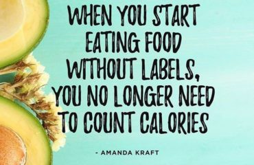 I Once Was A Calorie Counting Encyclopedia. Dang It, I Think I Was Counting The Wrong Thing…